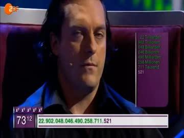 Supermózg - człowiek kalkulator