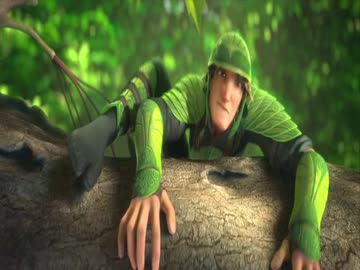 Tajemnica Zielonego Królestwa